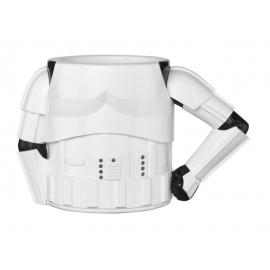 Caneca 3D Star Wars: Stormtrooper