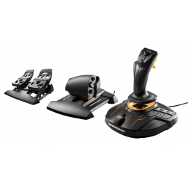 Joystick Thrustmaster T.16000M FCS Flight Pack PC