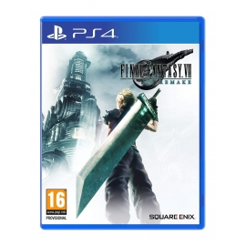 Final Fantasy VII Remake PS4 - Oferta DLC