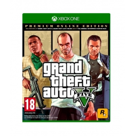 Grand Theft Auto 5 - Premium Online Edition Xbox One