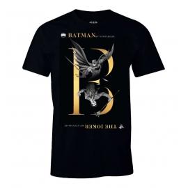 T-Shirt DC Joker e Batman: Upside Down