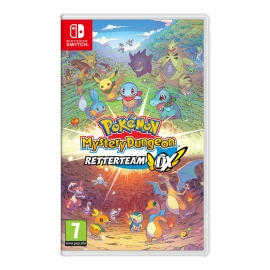 Pokémon Mystery Dungeon: Rescue Team DX Switch