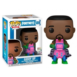 POP! Games: Fortnite - Giddy Up 569