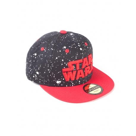 Boné Star Wars - Red Space