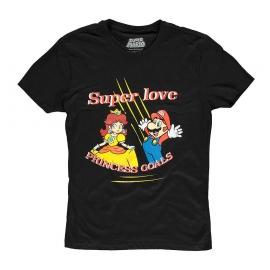 T-Shirt Nintendo - Super Mario Love Women's