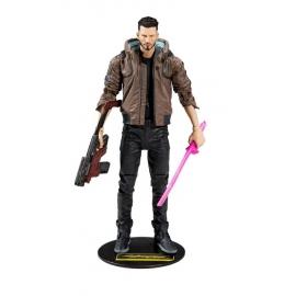 Action Figure Cyberpunk 2077: V Male