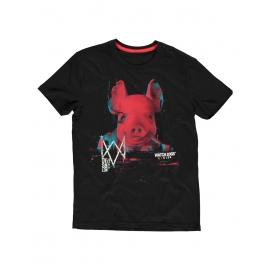 T-Shirt Watch Dogs: Legion - Pork Head
