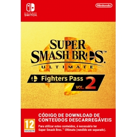 Super Smash Bros. Ultimate - Fighters Pass Vol. 2 Switch (Nintendo Digital)