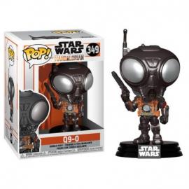 POP! Bobble-Head: Star Wars: The Mandalorian - Q9-0 349