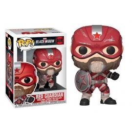 POP! Bobble-Head Marvel: Black Widow - Red Guardian 608