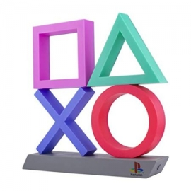 Candeeiro Playstation Icons XL