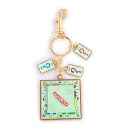 Porta-Chaves Hasbro: Monopoly - Tabuleiro