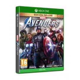 Marvel's Avengers - Edição Deluxe Xbox One - Oferta Patch Set