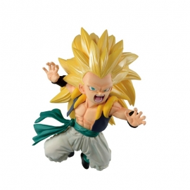 Figura Ichibansho Dragon Ball Z: Super Sayajin 3 Gotenks