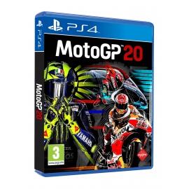 MotoGP 20 (Em Português) PS4 - Oferta DLC