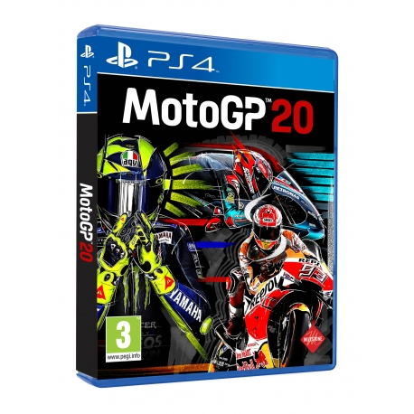 MotoGP 20 PS4 - Oferta DLC