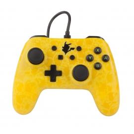 Comando PowerA Nintendo Switch Wired - Pikachu Silhouette