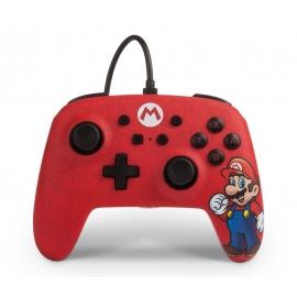 Comando PowerA Nintendo Switch Enhanced Wired - Mario