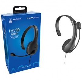 Headset PDP Gaming LVL30 Wired Chat