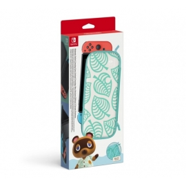 Bolsa de Transporte Nintendo Switch + Protector de Ecrã Animal Crossing: New Horizons
