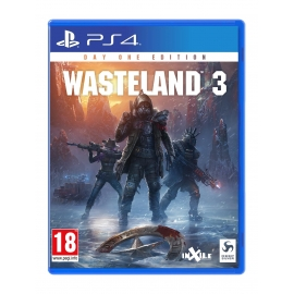 Wasteland 3 - Day One Edition PS4