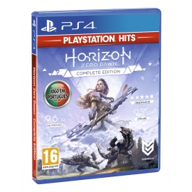 Horizon Zero Dawn - Complete Edition - Playstation Hits (Em Português) PS4