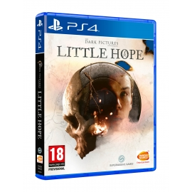 The Dark Pictures: Little Hope PS4 - Oferta DLC