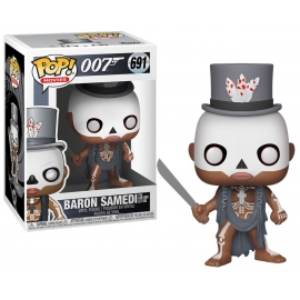 POP! Movies: 007 - Baron Samedi From Live and Let Die 691