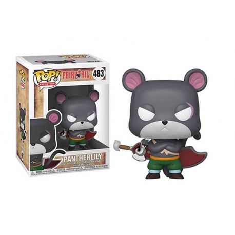 POP! Animation: Fairy Tail - Pantherlily 483