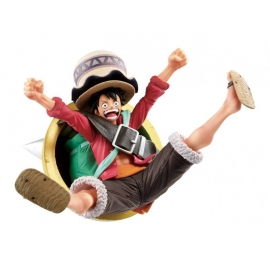 Figura Ichibansho One Piece: Monkey D. Luffy