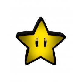 Candeeiro 3D Super Mario: Star