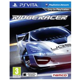 Ridge Racer (Seminovo) PSVita