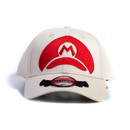 Boné Nintendo - Super Mario Minimal