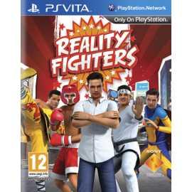 Reality Fighters PSVita (Totalmente em Português) (Seminovo)