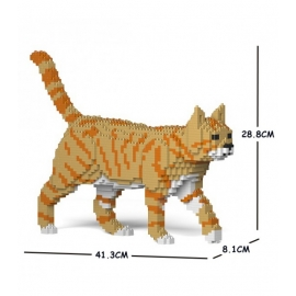 Jekca - Cats (Orange Tabby 03S-M01) 1840x