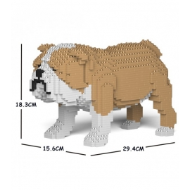 Jekca - Dogs (English Bulldog 01S-M03) 1390x