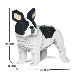 Jekca - Dogs (French Bulldog 03S-M04) 1110x