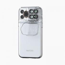 ShiftCam - 5-in-1 Travel Set iPhone 11 Pro Max (transparent)