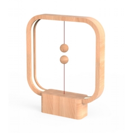 DesignNest - Heng Balance Lamp Square (light wood)