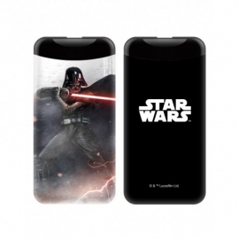 ERT - Power Bank 2xSided 6000 mAh Star Wars (darth vader)