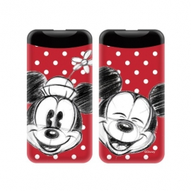 ERT - Power Bank 2xSided 6000 mAh Disney (mickey&minnie)