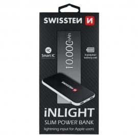 Swissten - InLight Slim Powerbank 10000 mAh