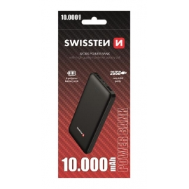 Swissten - Workx Powerbank 10000 mAh