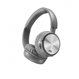 Swissten - Trix Wireless Headphones (silver/grey)