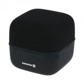 Swissten - Music Cube Bluetooth Speaker (black)