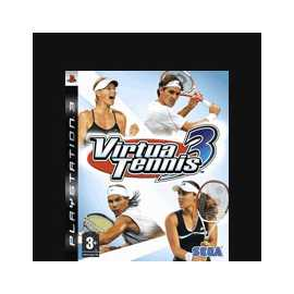 Virtua Tennis 3 PS3 (SemiNovo)
