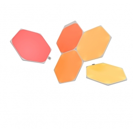 Nanoleaf - Shapes Hexagons Kit Mini (starter+5 panels)