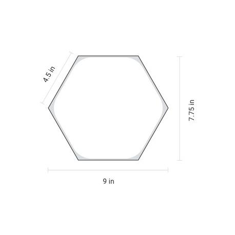 Nanoleaf - Shapes Hexagons Expansion Pck (3 panels)