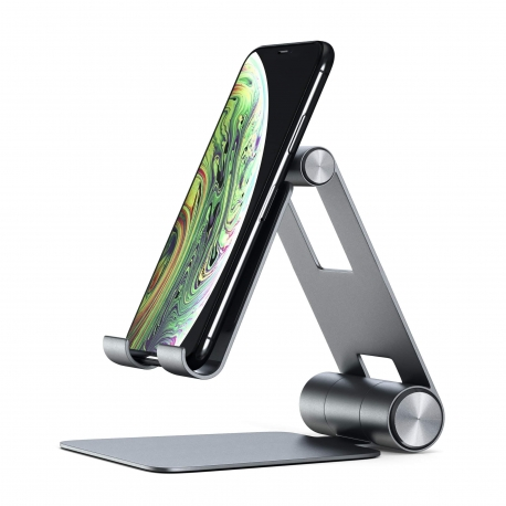 Satechi - R1 Alum Hinge Holder Foldable Stand (space grey)