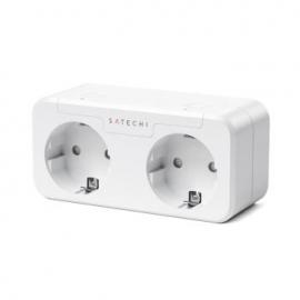Satechi - Dual Smart Outlet (EU)